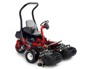 Riding and Walk Power Reel Mowers
