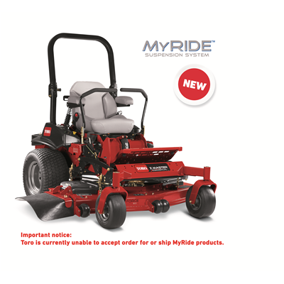 Z Master® Professional 6000 MyRIDE™ Series