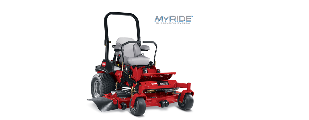 "60"" (152.4 cm) Z Master® 6000 Series with MyRIDE® Suspension System (75967)"