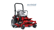 "60"" (152.4 cm) Z Master® Commercial 3000 Series with MyRIDE® Suspension System (72936)"