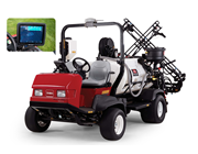 Sprayers with GeoLink™