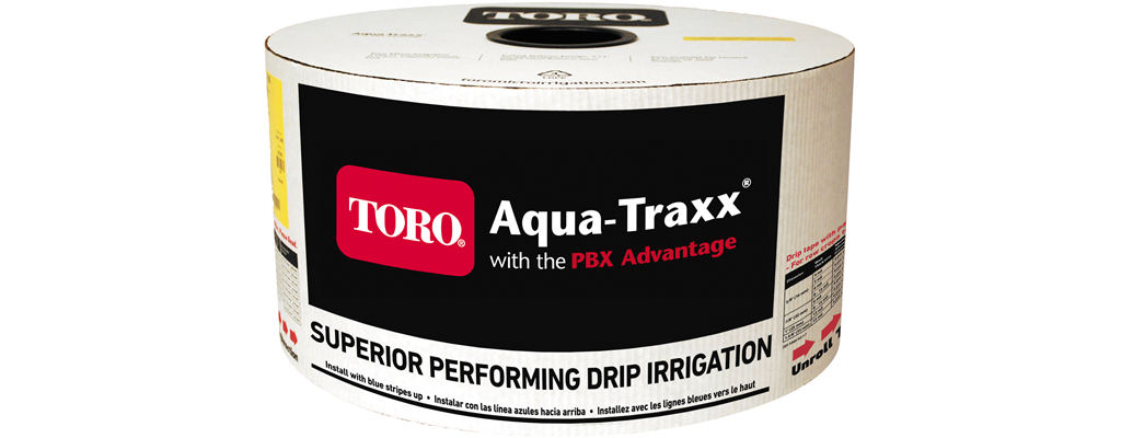 Aqua-Traxx with the PBX Advantage