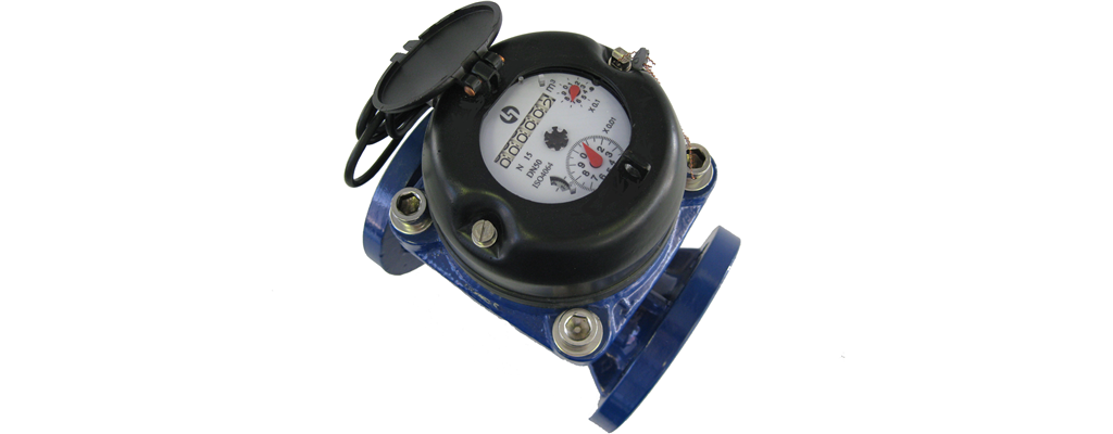 Irrigation Water Meters - 50mm to 300mm Single Jet