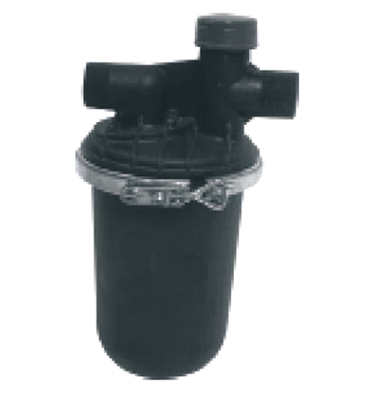 Toro F50 Plastic Body Disc Filter - BSPM