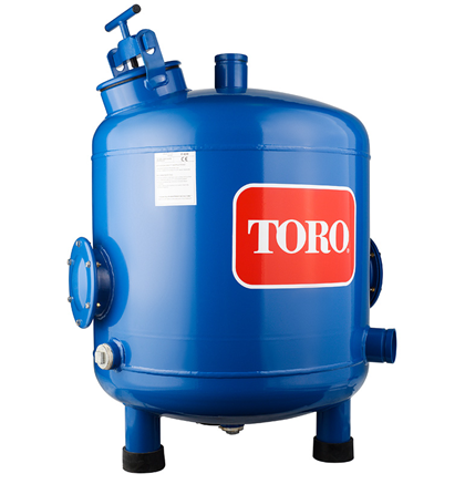 Toro F600 Vertical Media Tanks