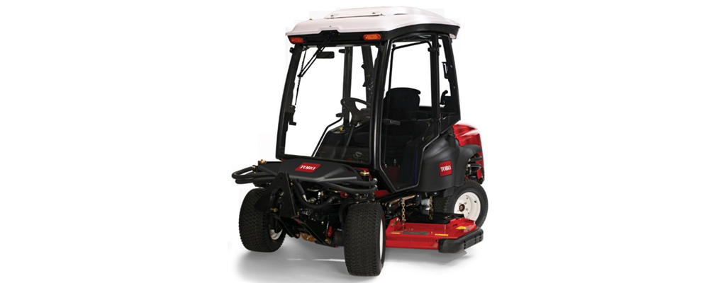 Groundsmaster® 360 Quad-Steer™ 4WD with Cab (31236)
