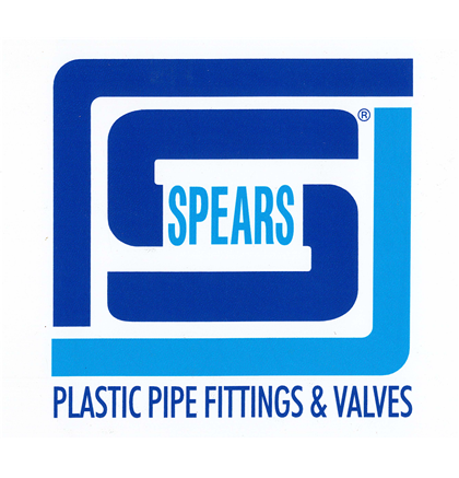 Spears PVC Utility Swing Check Valves