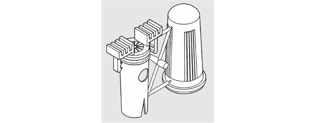 Low Voltage (32 VOLT) Cable Connectors Twist Lock Gel-filled Wire Connector