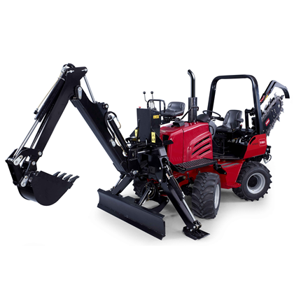 RT600 Riding Trencher (25430)