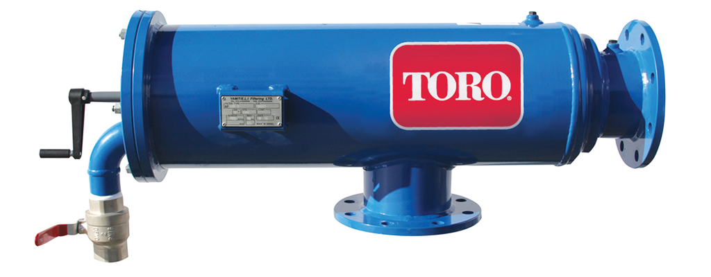 Toro SA500 Semi Automatic Brush Screen Filter