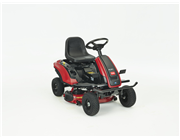 e Series Battery Powered Ride-on Mower
