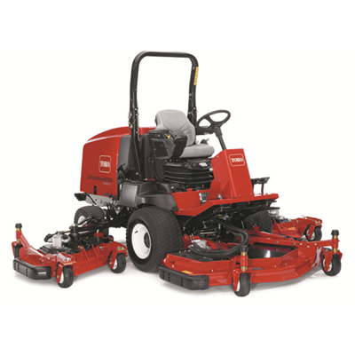 Large Area Rotary Mowers