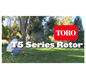 Toro T5 Series Rotor with Rapidset