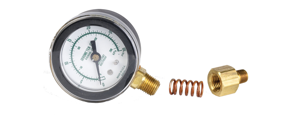Toro Pressure Gauges and Adaptors