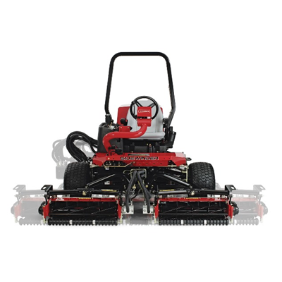 Trim and Surround Mowers