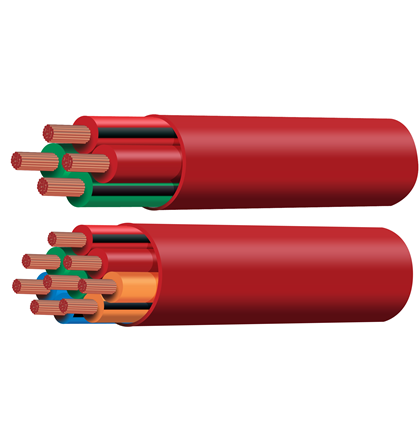 Specialty Control Wire GDC, TDC Decoder-Solenoid Cable