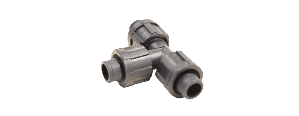 Toro Aqua-Traxx® and Aqua-Traxx® Premium Control Drip Tape Fittings