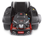 Powerful Toro® OHV V-Twin Engine