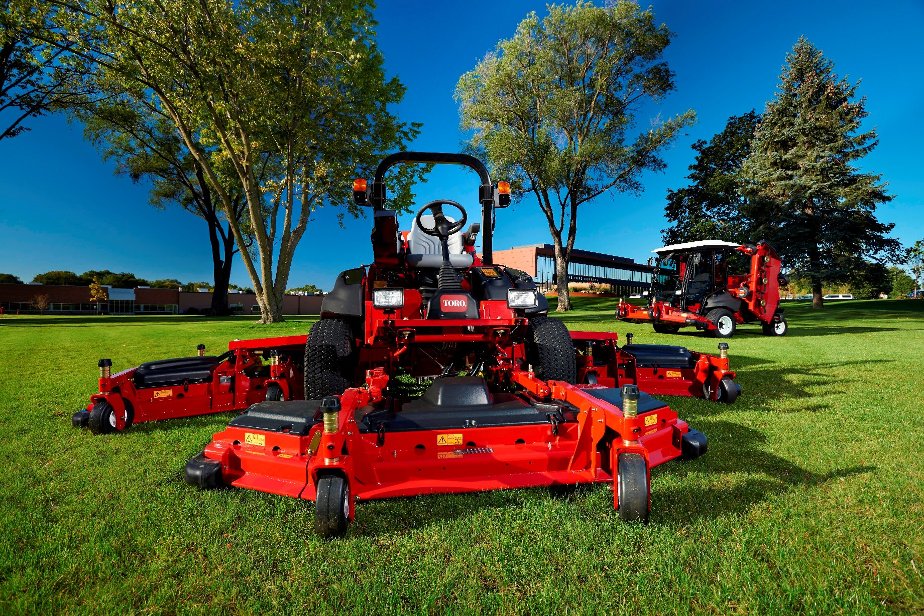 Groundsmaster® 5900 Tier 4 - redefining productivity