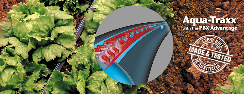 Toro's growth is helping growers, thanks to the new Aqua-Traxx PBX Drip Tape