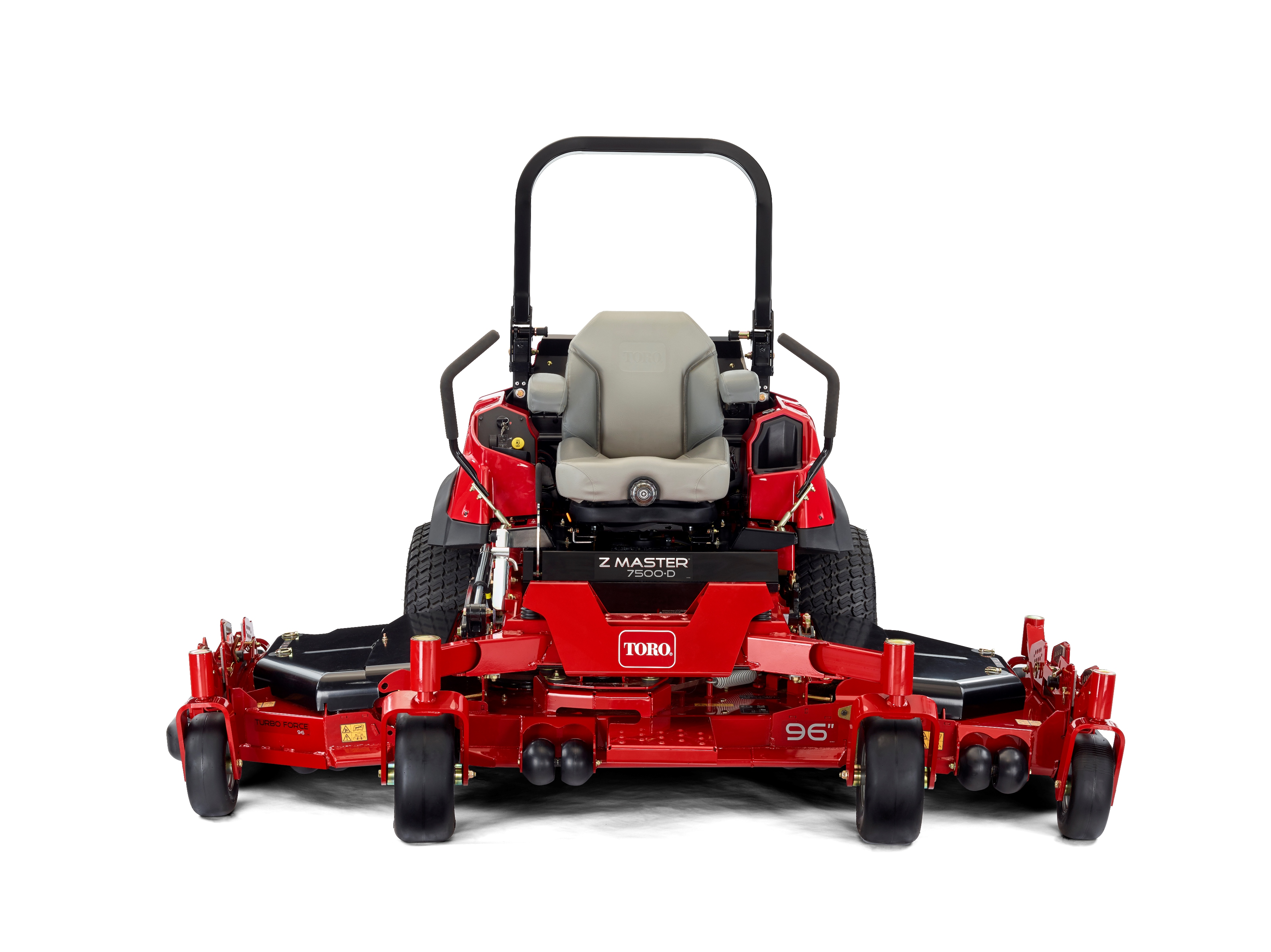 Toro Introduces New Z Master® 7500-D 96 Inch Mower