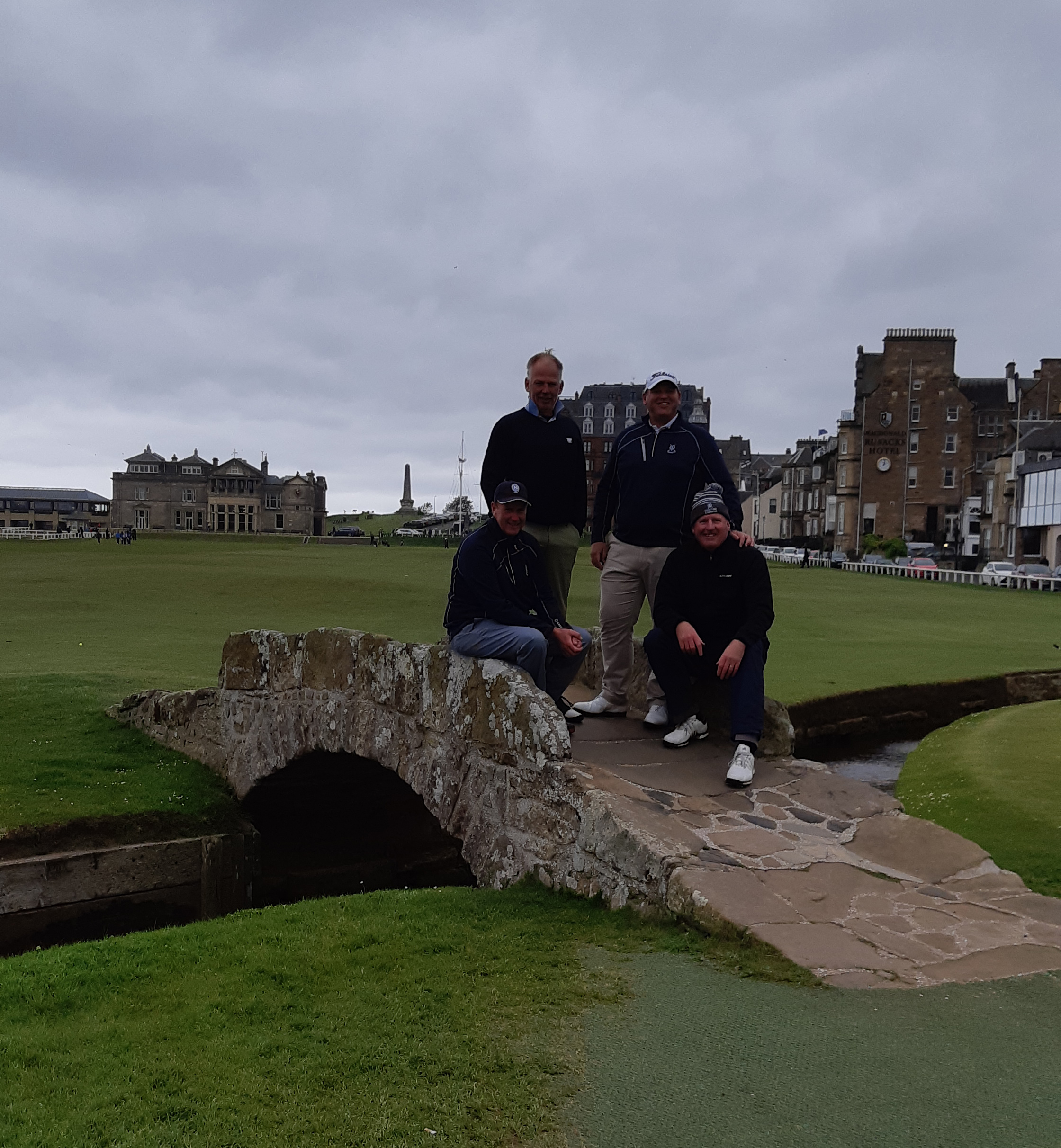 Toro Tour to St Andrews, Scotland: a great experience