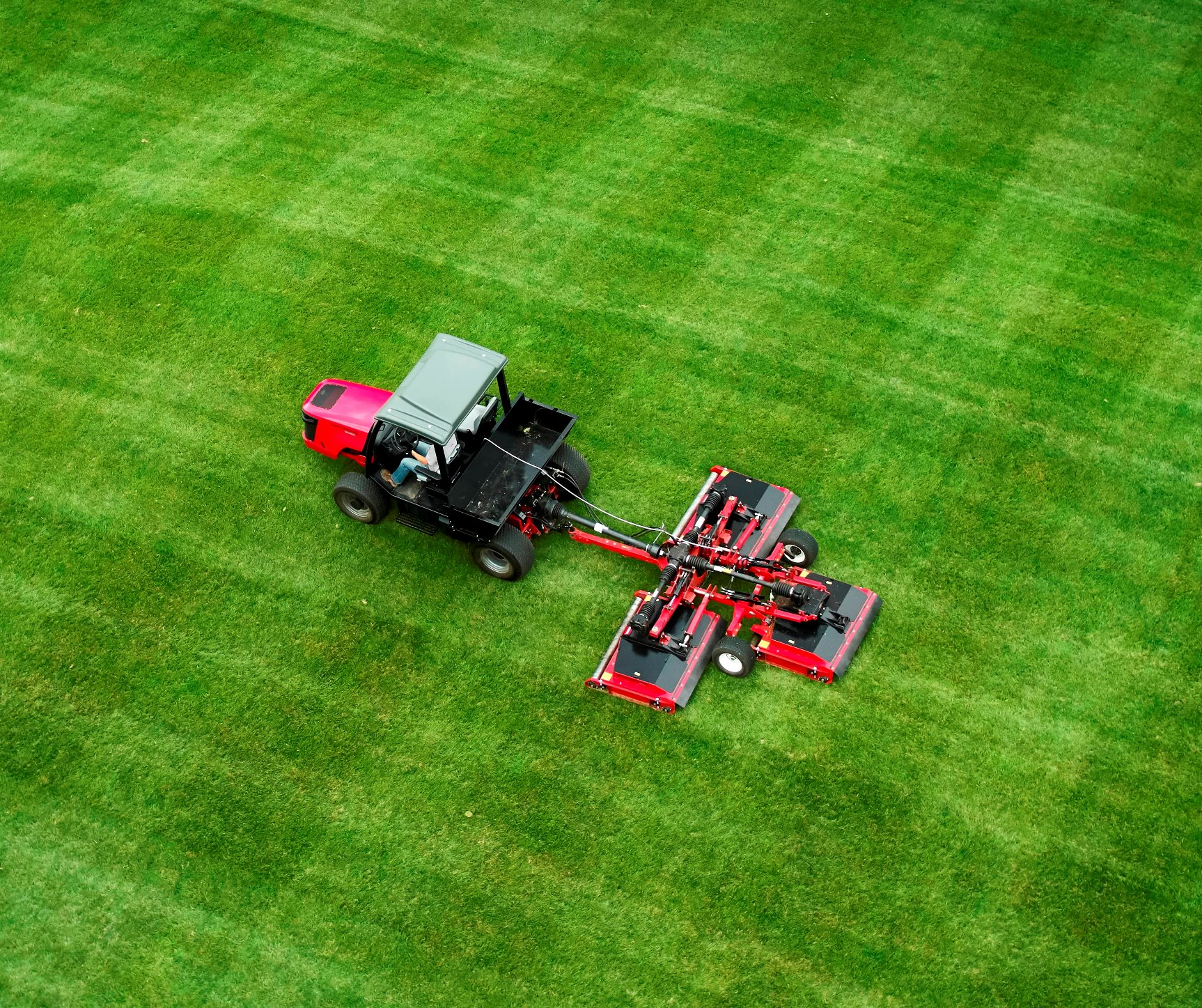 Introducing the Groundsmaster® 1200 Pull-Behind Rotary Mower