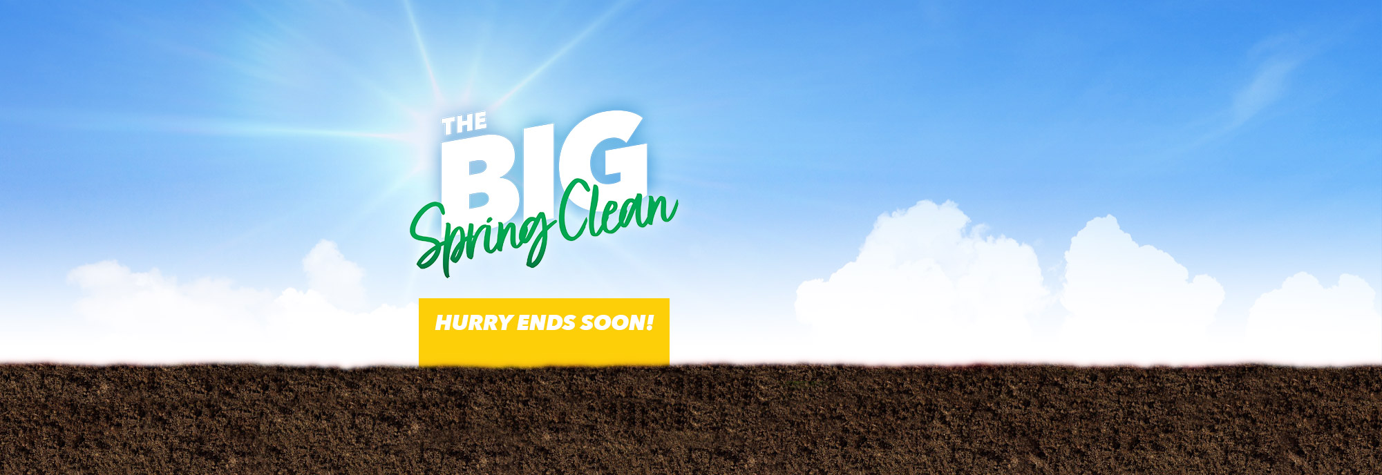 The Big Spring Clean