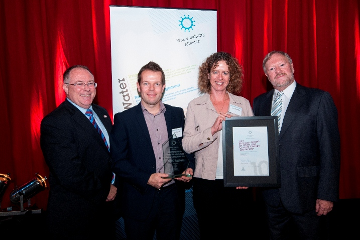 Toro Turfguard wins at Water Industry Alliance Awards
