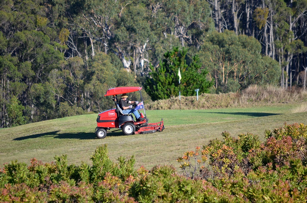 Used Equipment market growing for Toro Australia