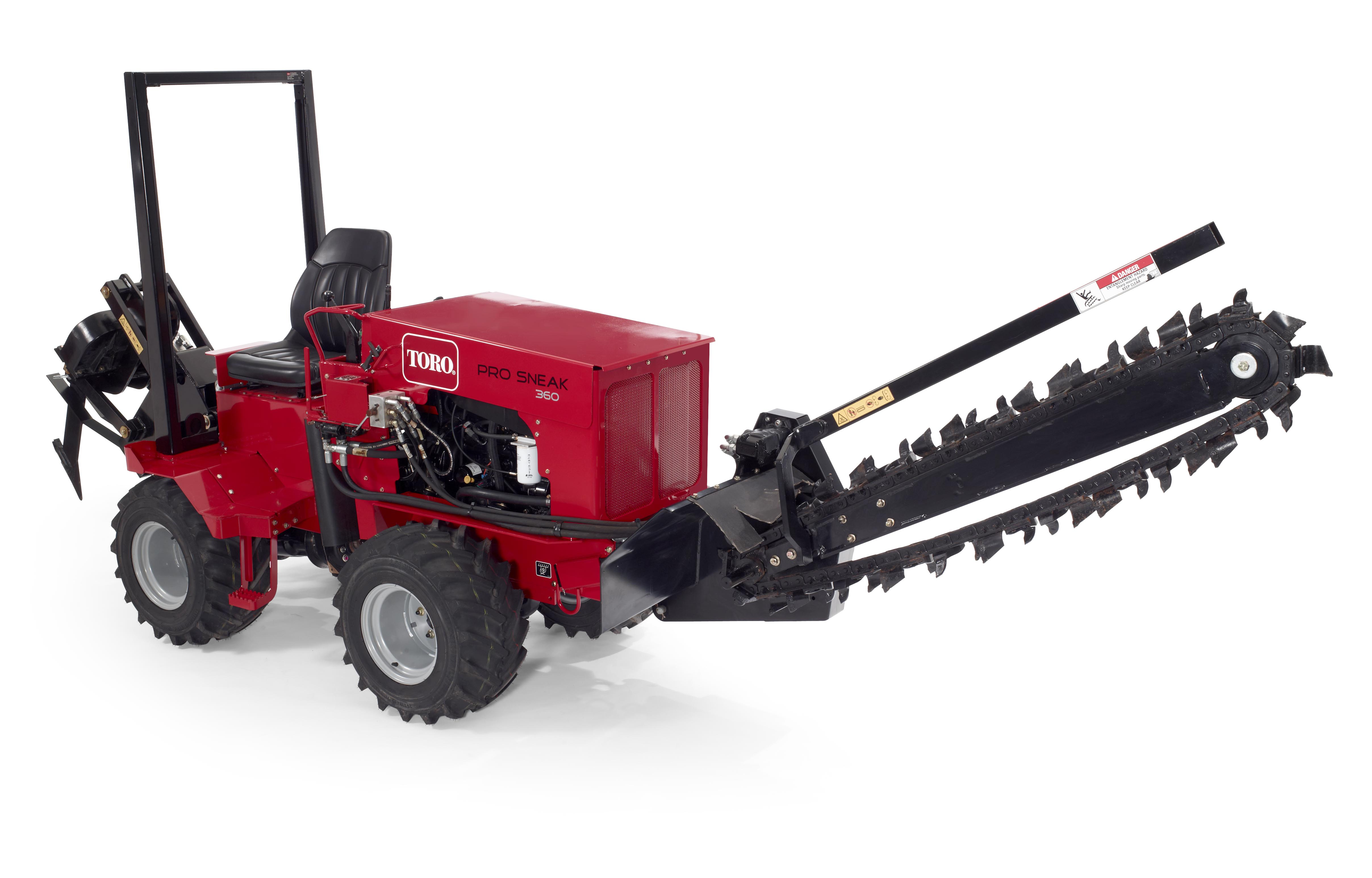 Strong Demand Tipped for New Toro Pro Sneak™ 360