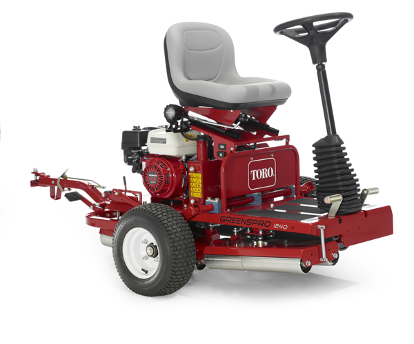 Toro Expands GreensPro® Line with the GreensPro 1240