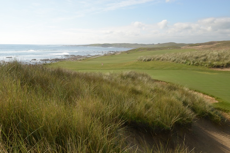 Toro Tees Up At New King Island Links Course – Ocean Dunes