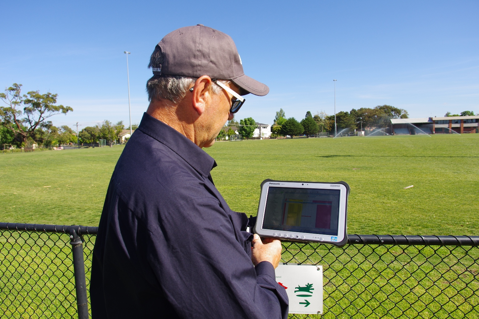 New Toro Control System helping green Glen Eira Council
