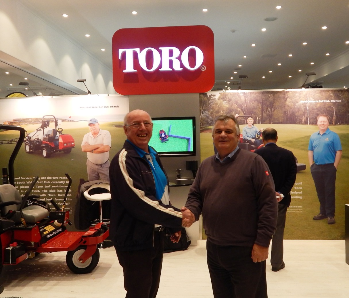 Toro and SAGCA proud to announce long term agreement